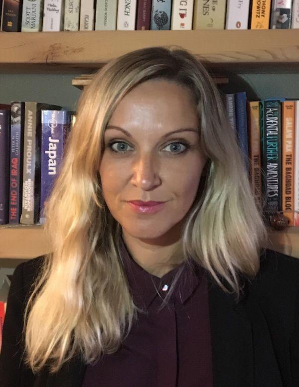 Dr Kelsey Shanks Profile Photo