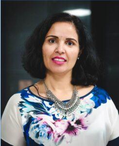 Naureen Durrani Bio Photo