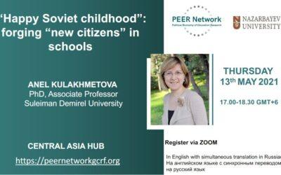 """Happy Soviet childhood"": forging ""new citizens"" in schools – Online Seminar"