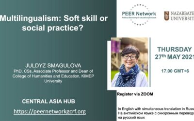 Multilingualism: Soft skill or social practice? – Online Seminar 27th May