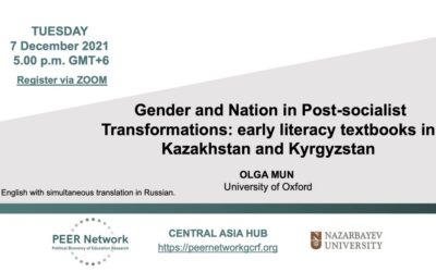 Gender and Nation in Post-socialist Transformations: early literacy textbooks in Kazakhstan and Kyrgyzstan