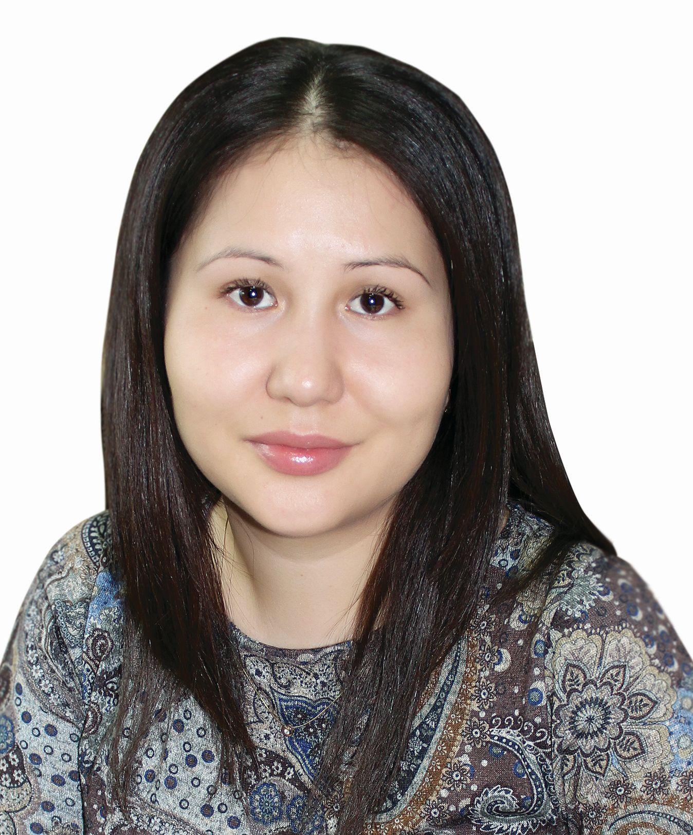 Assel Sharimova bio photo